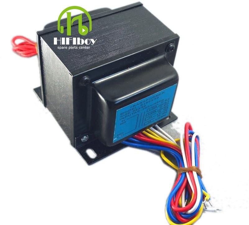 buy hifiboy 130w output voltage 230v 6 5v tube power amplifier transformer for. Black Bedroom Furniture Sets. Home Design Ideas