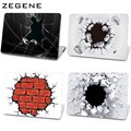 Hot Sale Beautiful laptop Case Print Picture Hard Case For Macbook Air Pro Retina 11 12 13.3 15.4 inch 22 Styles Choose