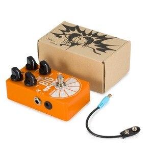 Image 5 - Nova chegada caline CP 54 od pedal de guitarra overdrive o grande laranja esmagamento overdrive efeito guitarra pedal true bypass efeito venda