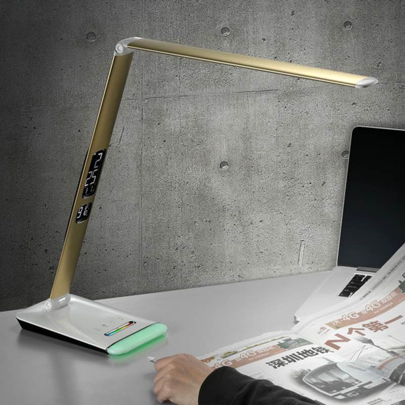 Lampe de bureau de lecture à Led Portable réglable lampe de bureau de lecture de cadeau de nouveauté Portable