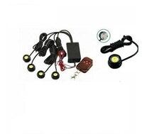 4*1.5W IP68 strobe flash eagle eye light led car reversing light backup light tail stop daytime running light Free shipping AAA
