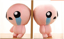 The Binding of Isaac ISAAC Game + Cat Toy Plush Doll kawaii Gift Cosplay anime