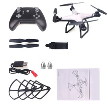 Smart Drone 2.4G RC Quadcopter with Altitude Hold One Key Return Headless Mode 3