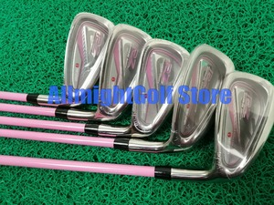 Image 4 - womens Golf clubs Maruman RZ Golf complete set of clubs driver+fairway wood+irons+putter Graphite Golf shaft with Headcover
