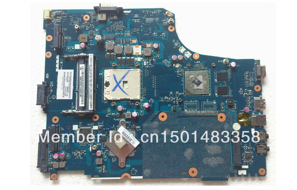 7560G P7YE5 LA-6991P connect board connect with motherboard tested by system lap connect board g71g motherboard tested by system lap connect board page 5