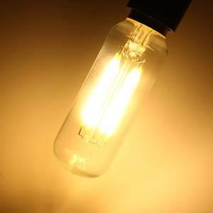 Image 3 - الرجعية اديسون لمبة E14 T20 T25 T26 2 واط 3 واط 4 واط Led مصباح شمعة فتيل إضاءة توفير الطاقة الزجاج لمبة Lampada المنزل الإضاءة