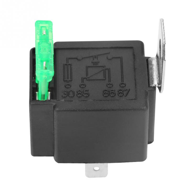 Aliexpress Com   Buy Fused Relay 4 Pin Dc 12v Car Relay
