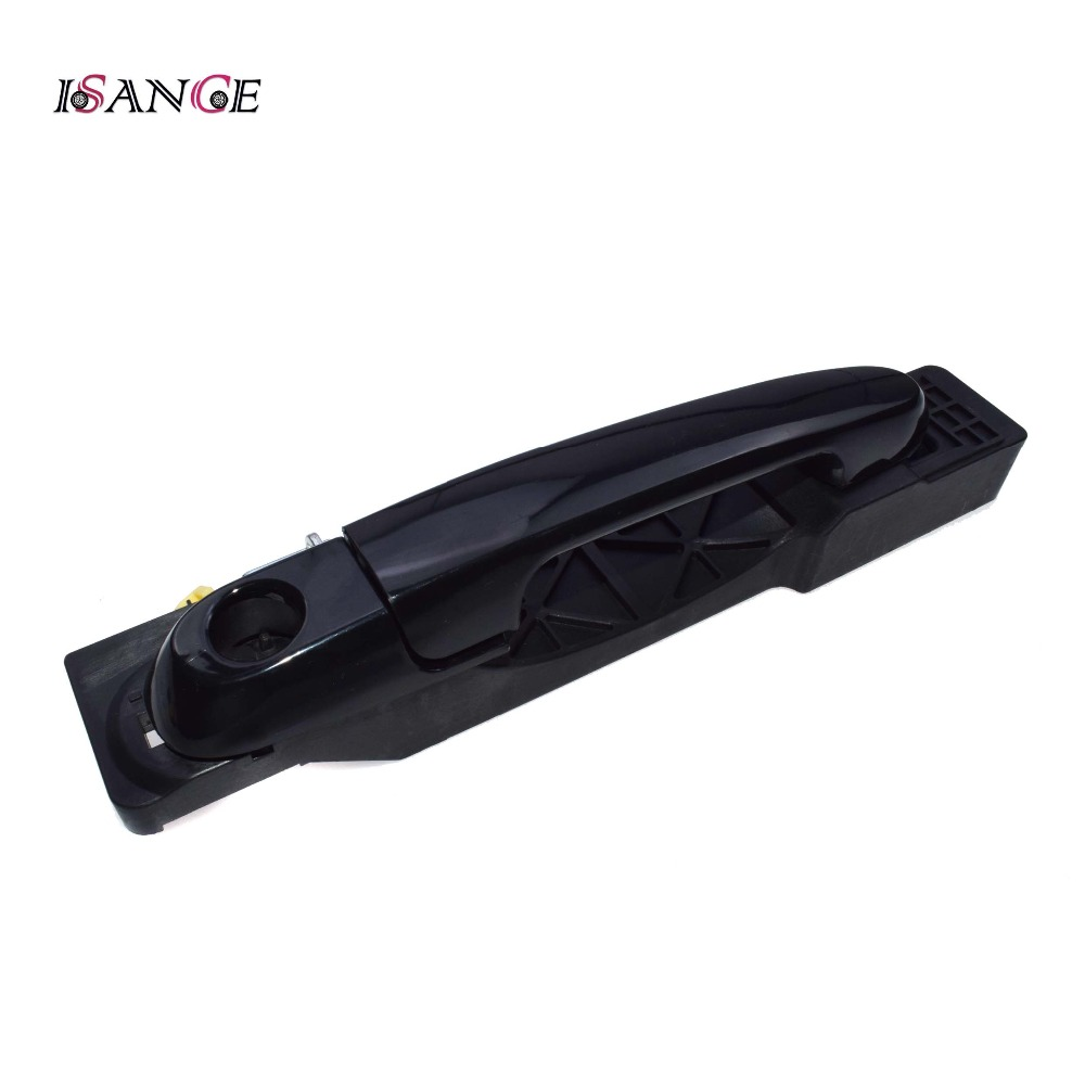 Isance front right passenger outside exterior door handle for hyundai accent 1 6l 2006 2010 oem Hyundai accent exterior door handle