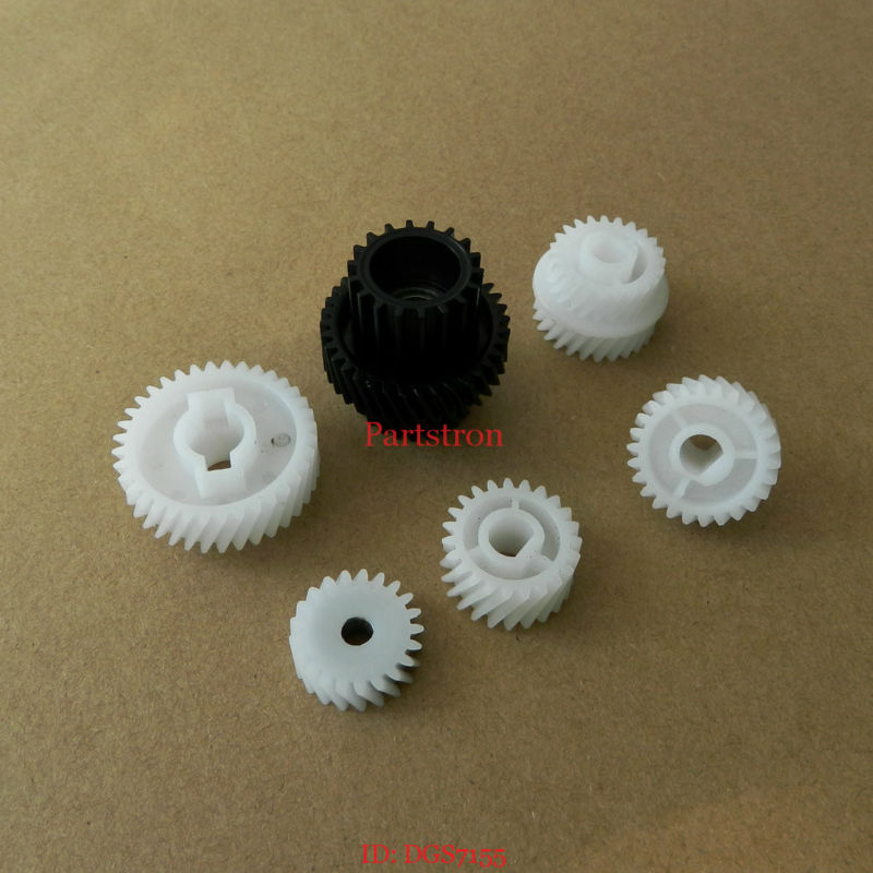 10 Set Ontwikkelen Gear 6 stuks/set voor Konica Minolta 7155 7165 7255 7272 Bizhub 600 601 750 751 DI 550 650-in Printer Onderdelen van Computer & Kantoor op AliExpress - 11.11_Dubbel 11Vrijgezellendag 1