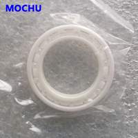Free shipping 1PCS 6907 61907 Ceramic Bearing 6907CE 35x55x10 Ceramic Ball Bearing Non-magnetic Insulating Thin-walled Bearing