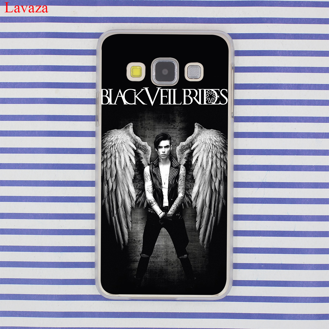 custodia j7 2017 samsung black veil brides