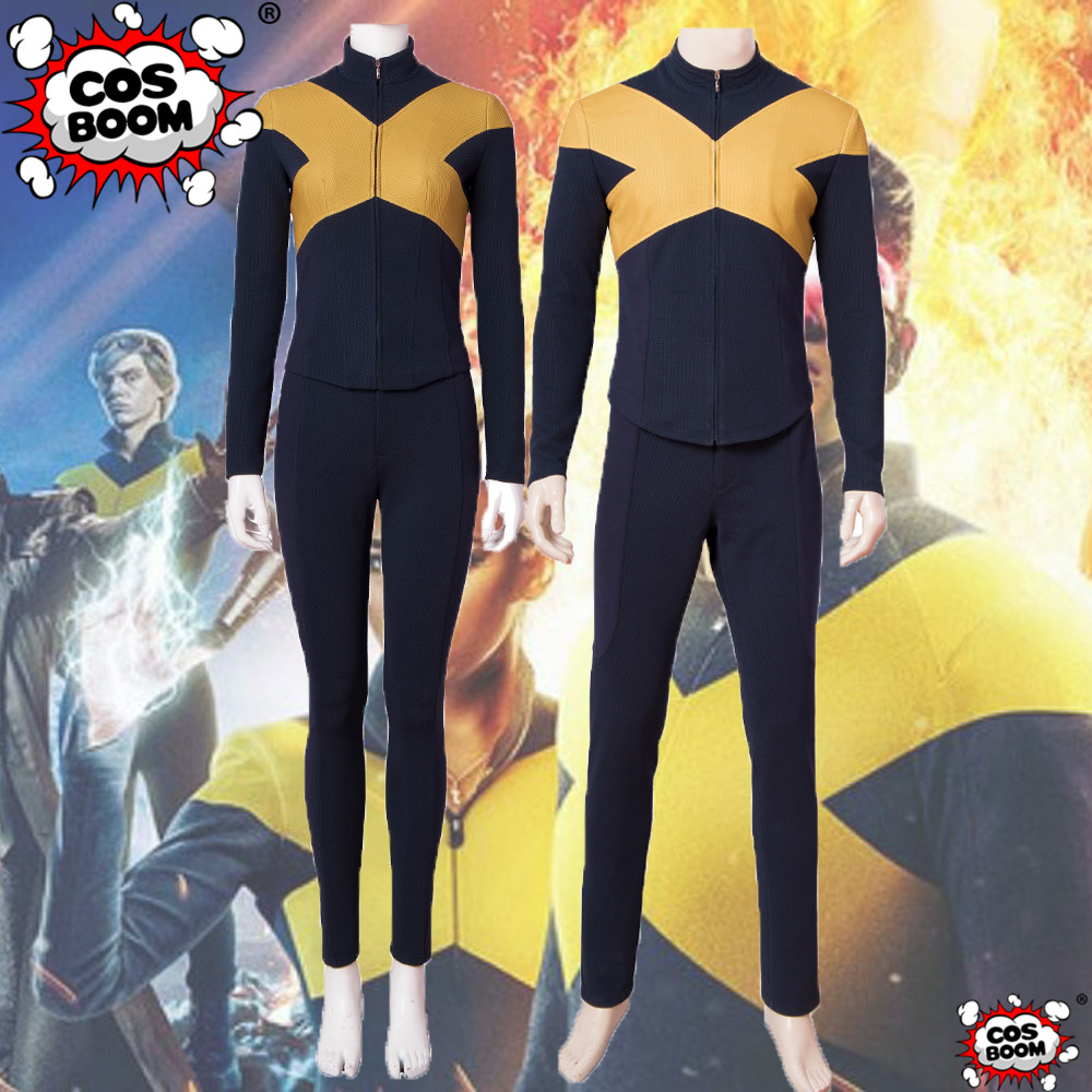 COSBOOM X-Men Dark Phoneix Cosplay Costume X-Men Mystique Cyclops Storm Jean Grey Beast Cosplay Halloween Carnival Costumes