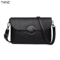 TANZ Universal Mltifunction Leather Cell Phone Zipper Shoulder Bag Pocket Wallet Pouch Case For Samsung Note