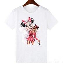 ZOGANKI Summer New Style T Shirt Women Cute Cartoon Print Short Sleeve O Neck Casual Tops Slim Fit Tshirts