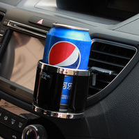 Universal Antiskid Vehicle Auto Drink Bottle Holder Car Cup Mount Car Styling Interior Accessories Car Outlet