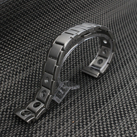 High quality 20mm stainless steel watchband for T91 Watch Band PRS516 Racing series Stainless Steel band straps Watch Bracelet