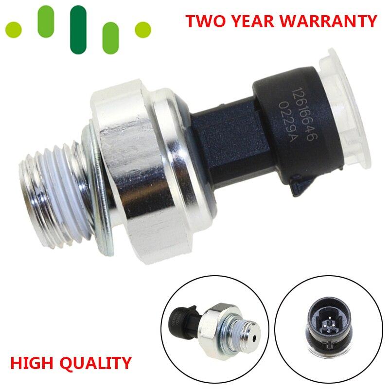 Chevrolet Tahoe oil pressure - D1846A 12616646 Oil Pressure Sensor Sender Switch For Buick Chevy Chevrolet Trailblazer Tahoe GMC 4.8L 5.3L 6.0L 5.7L 6.2L 8.1L
