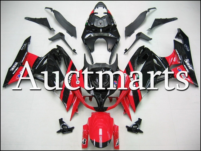 For kawasaki ZX-6R 2009 2010 2011 2012  high quality  ABS Plastic motorcycle Fairing Kit Bodywork  ZX6R 09 10 11 12 ZX 6R CB02
