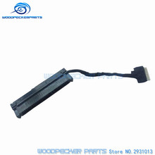 Free Shipping Original Laptop SATA hard disk drive interface connector for Dell 14Z 5447 DC02001X700 HDD interface connector