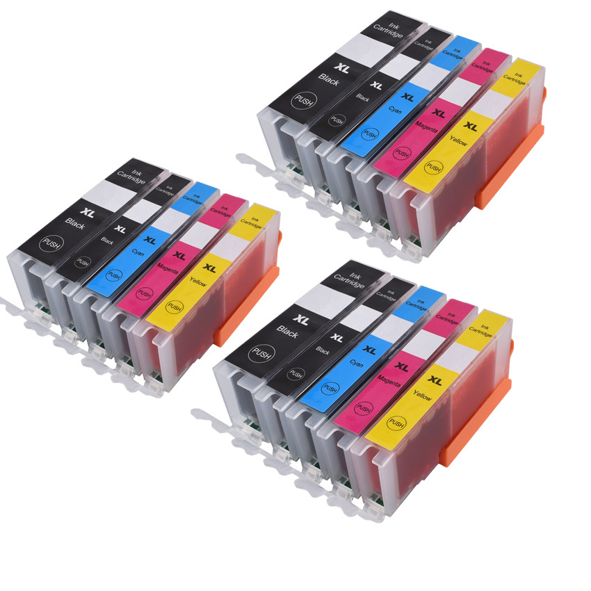 Чернильный картридж 550 551 pgi550 cli551 550xl 551xl для canon IP7250 MG5450 MX925 MG5550 MG6450 MG5650 MG6650 IX6850 MX725 MX925