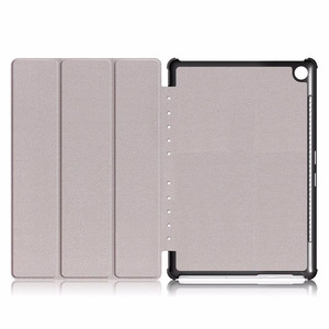 Image 3 - 30PCS/Lot For Huawei Mediapad M5 Pro 10.8 Stand PU Case For Huawei M5 10.8 Flip Slim Protective Cover Skin