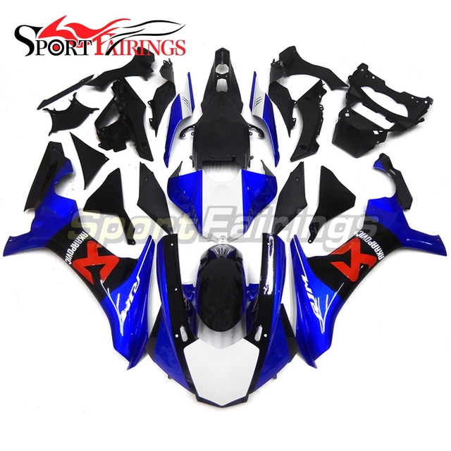 Full Motorcycle For Yamaha R1 2015 2016 YZF 15 16 Injection Cowlings Body Kits