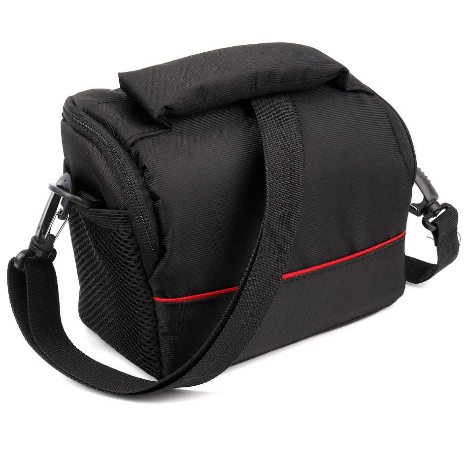 Digital Camera Bag Case For Canon EOS M10 M50 M5 M3 M6 M100 G7X Mark II SX430 SX420 Nikon CoolPix B700 B500 P610S P610 P540 P530