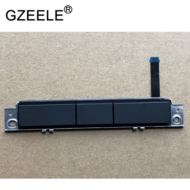 GZEELE NEW for DELL Precision 7510 7520 7710 7720 LEFT+RIGHT MOUSE CLICKER  A152CF laptop Touchpad Button Touch Left and Right 694152791