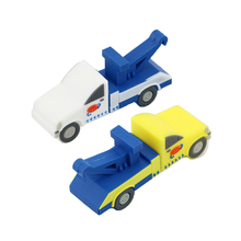 New Truck Model USB Flash Drive Pen Drive Special Car PenDrive 8GB 16GB 32GB Memory Stick Real Capacity Free Shipping