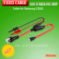 100%original gpg Cable for Samsung C3322 +Free shipping