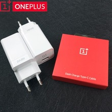 Original Oneplus 6t Dash Charger 5V 4A Quick Fast EU Wall Charge Power Adapter & Usb Type-C cable For Oneplus 3t 3 5t 5 6t 6