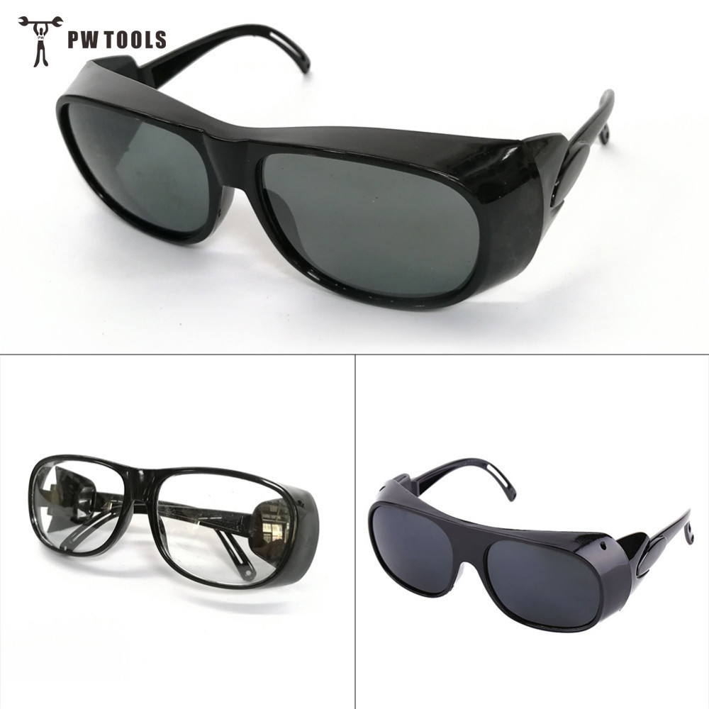 Dustproof Eyewear Protection Gas Electric Welding Welder Sunglasses Glasses Goggles Working Protector