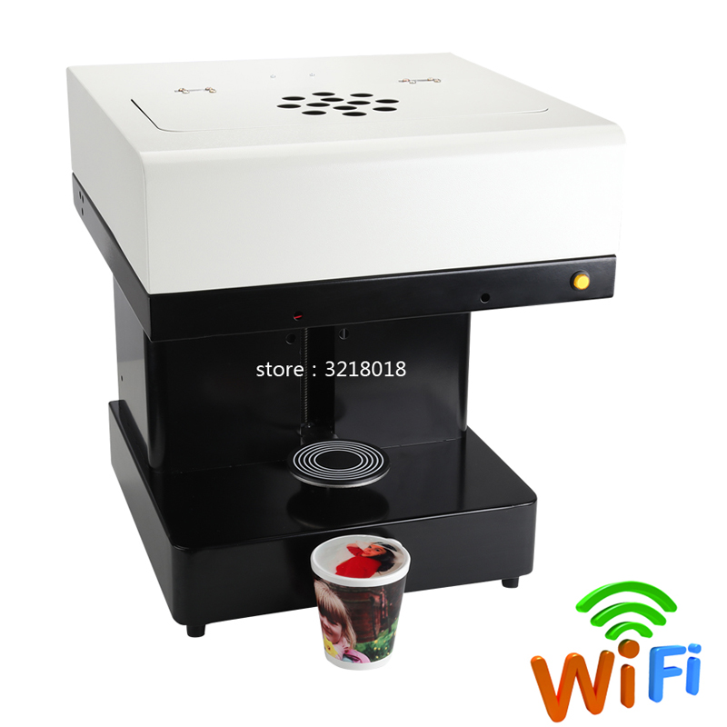 все цены на Wifi Version Coffee Printer cake Printing machine edible Printer Chocolate Printer Selfie coffee printing machine printer