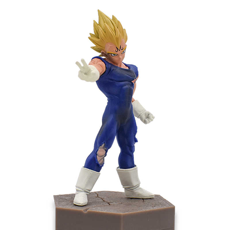 Anime Dragon Ball Figuur DXF Vegeta Japanse Dragonball Kai Vegeta PVC Action Figures Collectible Model Toys Gratis Verzending