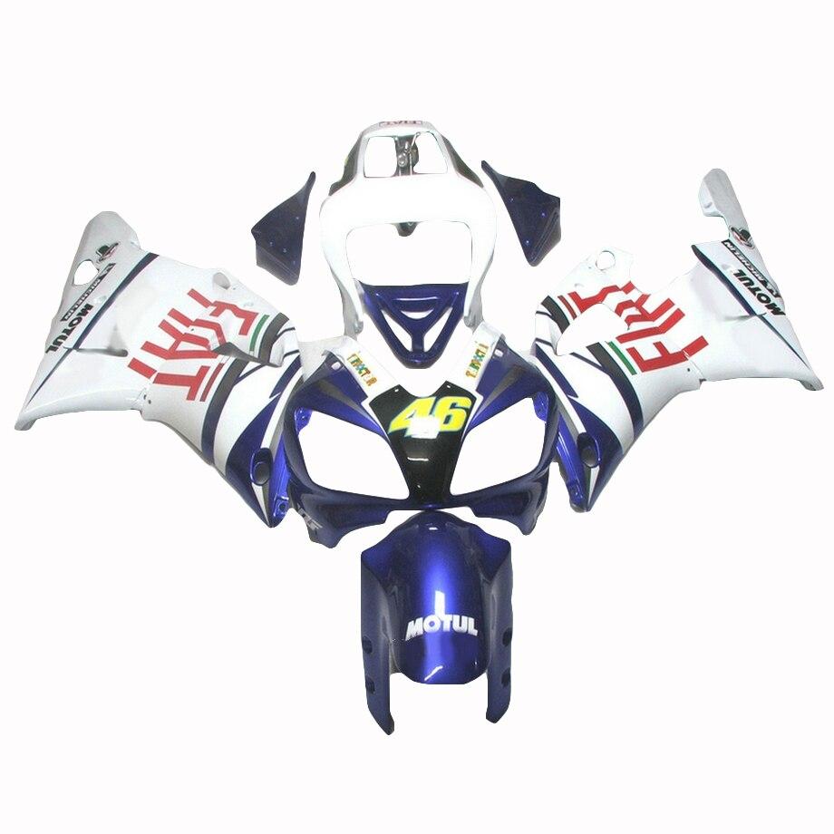 все цены на Motorcycle fairing kit for 1998 1999 white YAMAHA R1 YZF R1 fairings kit for 98 99 injection molding LV63