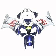 Kit carenagem da motocicleta para 1998 1999 YAMAHA R1 branco YZF R1 carenagem kit para 98 99 moldagem por injeção LV63