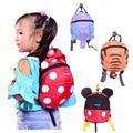 Bebe de preescolar mochila lazo de la historieta animal hippocampus troddler anti perdió la bolsa de mochilas para niños mochila bebé bebe arnes