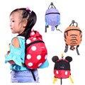 Mochila bebe дошкольные drawstring мультфильм животных гиппокампа anti потерянный сумка рюкзаки troddler для ребенок ребенок mochila арнс bebe