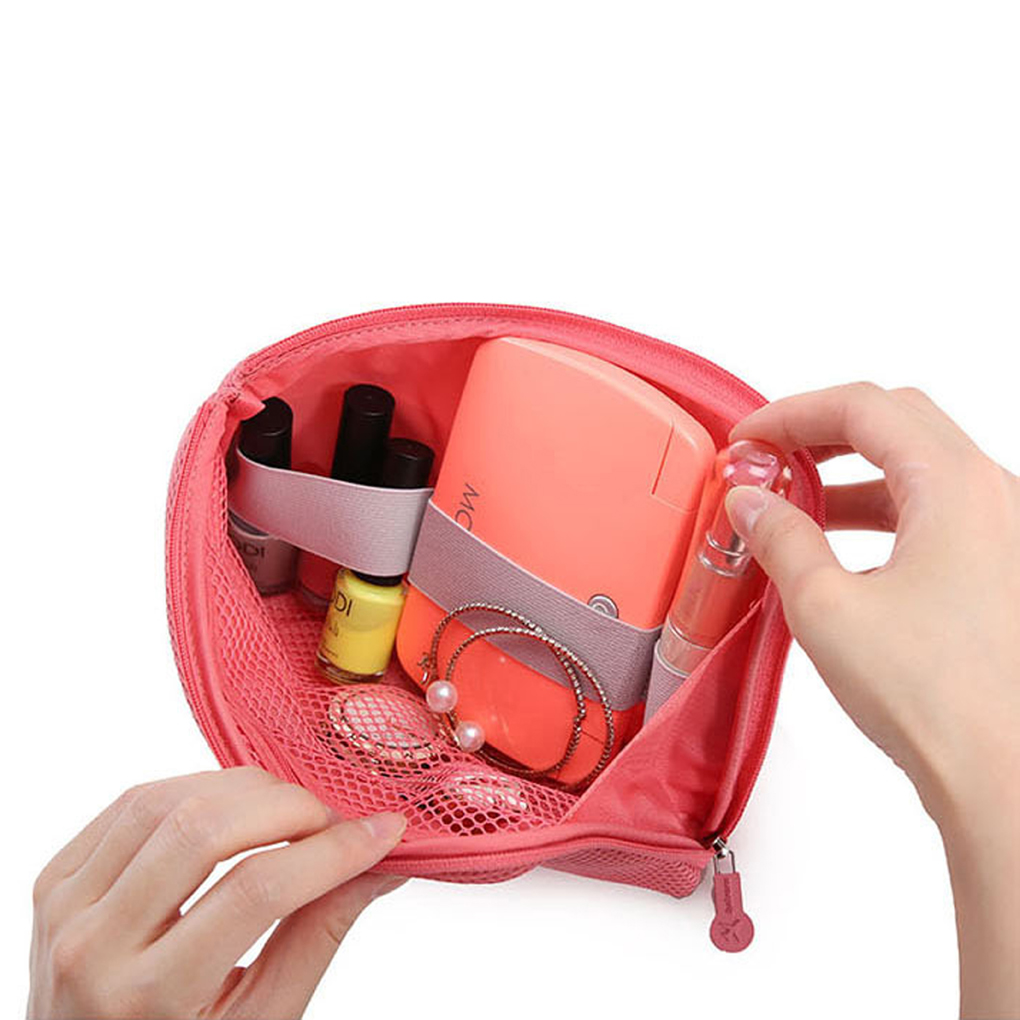 Portable Travel Storage Pack Data Cable Charger Storage Bag Mobile Power Bag Bag Cosmetics & Jewe Pouch Mult lery Storage Bag