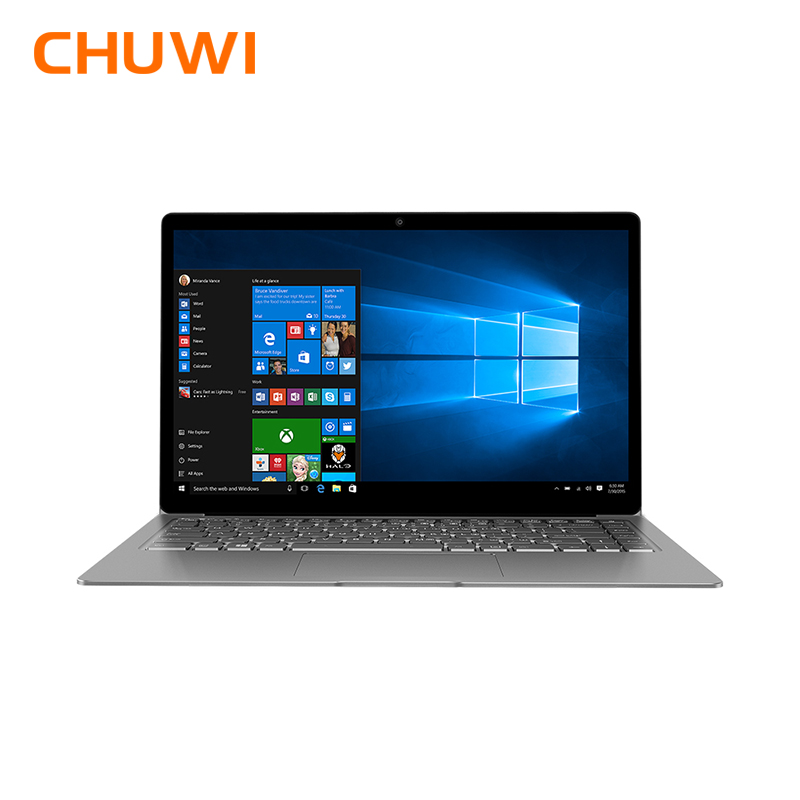 CHUWI LapBook Air 14.1 Inch Laptop Windows 10 Intel Apollo Lake N3450 Quad Core 8GB RAM 128GB ROM Notebook with Backlit Keyboard цена и фото