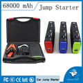 Multifunction  Car Mini Jump Starter 68000mAh For 12V Car With Portable Battery Car Emergency Power Station Jump Starter