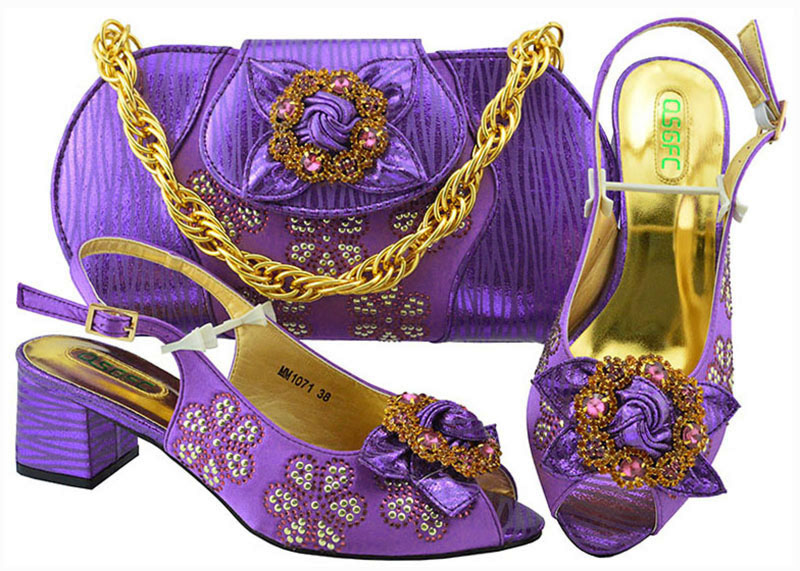 Puprle sandal shoes with clutches bag african aso ebi fashion shoes and bag women shoe and bag size38 to 43 free ship SB8215-2Puprle sandal shoes with clutches bag african aso ebi fashion shoes and bag women shoe and bag size38 to 43 free ship SB8215-2