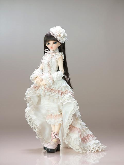 stenzhorn Bjd doll sd doll 1/4 girl fairyland MiniFee Rheia joint doll doll