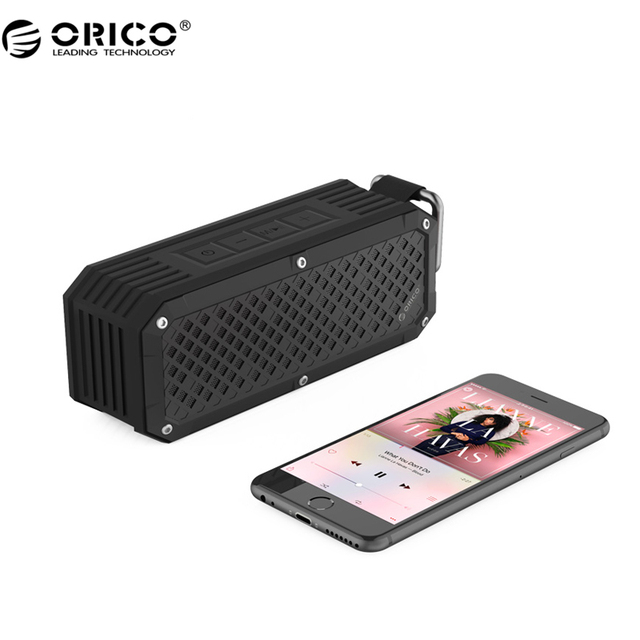 Orico bs1 altavoz portátil bluetooth inalámbrico para exteriores