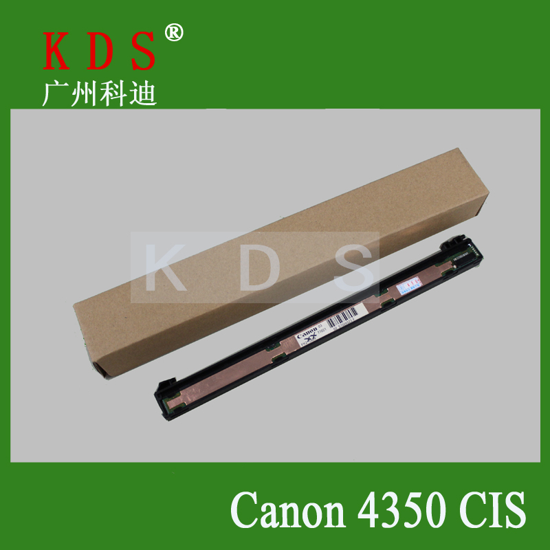 ФОТО Free Shipping Black CIS Scanner for Canon MF4350d Spare Parts