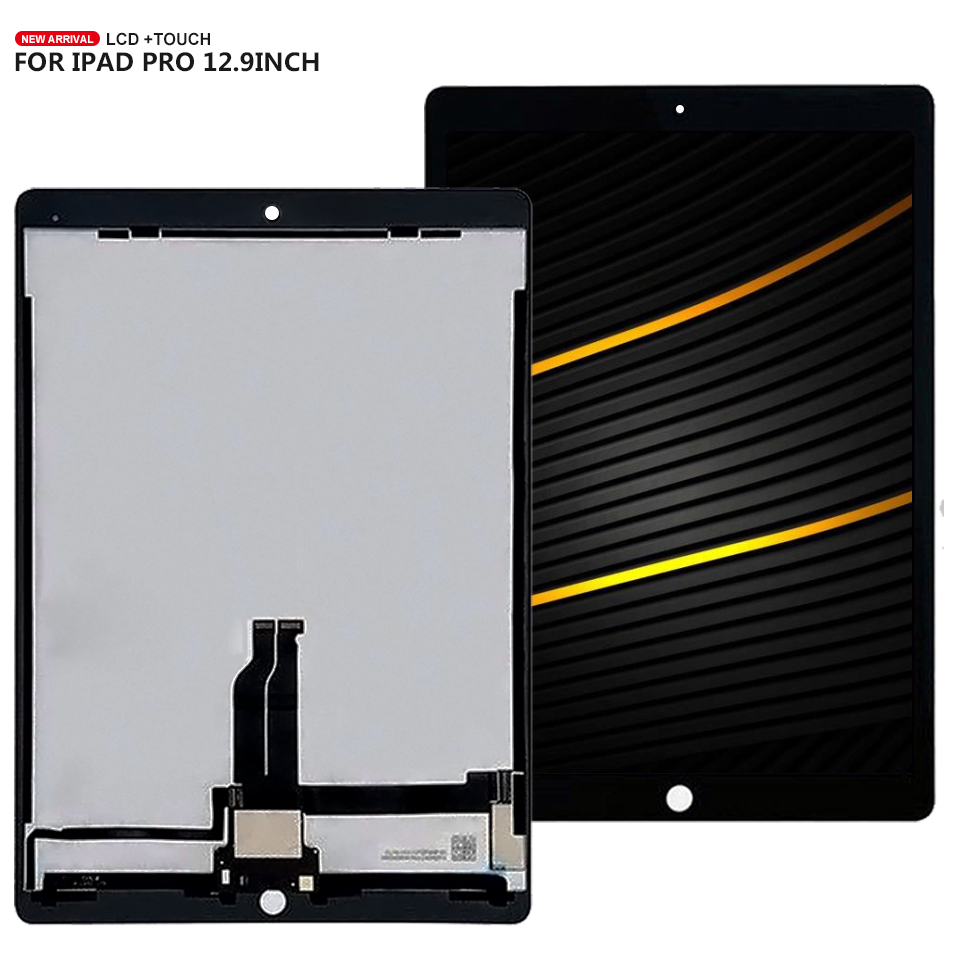 For 12.9 iPad Pro Lcd Display Touch Screen Digitizer Panel Assembly Replacement For A1584 A1652 LCD цена