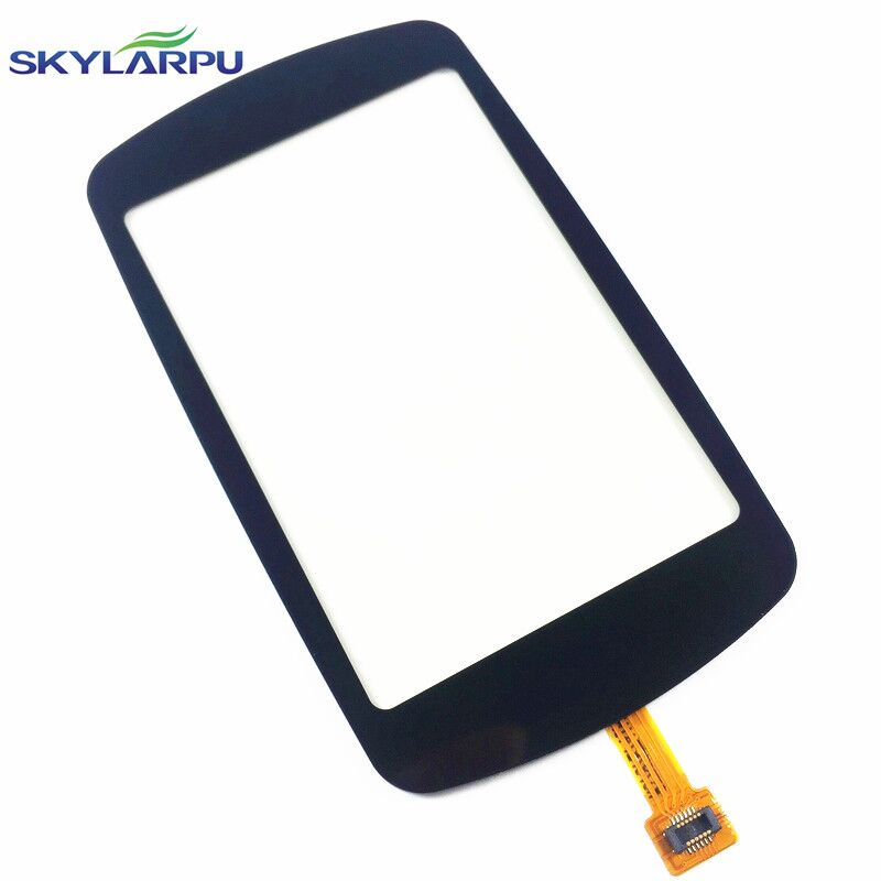 skylarpu 2.6 inch Touchscreen for Garmin Edge Touring Plus bicycle speed meter Touch screen digitizer panel Repair replacement wholesale new 4 0 inch touchscreen for garmin montana 610 610t touch screen digitizer glass sensors panel repair replacement