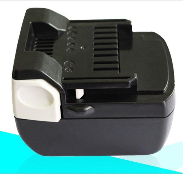 UNITEK 14,4 В литий-ионная аккумуляторная батарея 4000 мАч заменить для Hitachi электродрель и отвертка мощный инструмент C