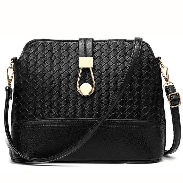 2016 Fashion Famous Brand Women Luxury Cross Body Shell Bag Michaeled Style Killer Leather Messenger Bags