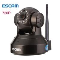 ESCAM Pearl QF100 Wireless Ip Camera Ip CCTV Security Kamera HD 720P Onvif Network Wi Fi